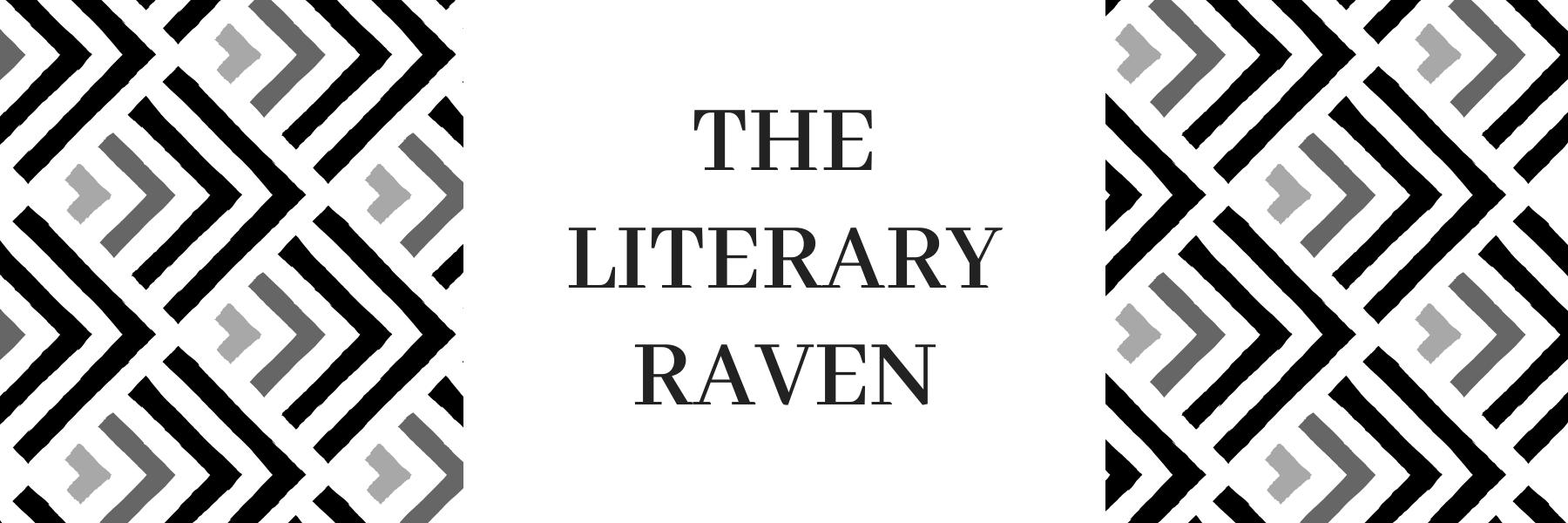 the literary raven.